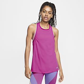 Nike Icon Clash Camiseta de tirantes de entrenamiento para mujer
