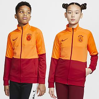 Galatasaray Chamarra de entrenamiento de fútbol para niño talla grande