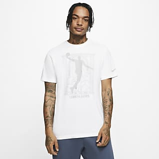 LeBron James Lakers MVP 男款 Nike Dri-FIT NBA T 恤