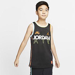 Air Jordan Big Kids' (Boys') Top