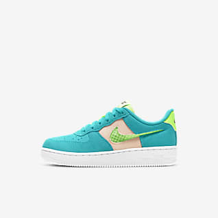 Nike Force 1 LV8 小童鞋款