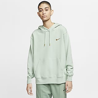 Nike Sportswear Женская худи с логотипом Swoosh