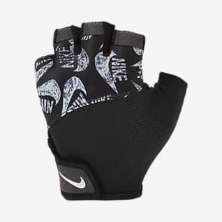 Nike Gym Trainingshandschoenen met print voor dames