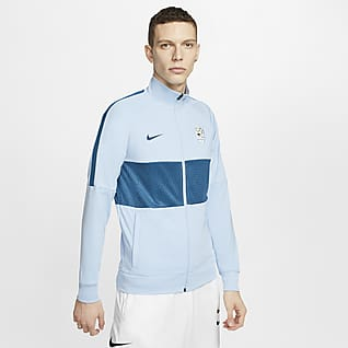 Slovenia Мужская футбольная куртка