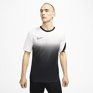 Nike Dri-FIT Academy Camisola de futebol de manga curta com grafismo para homem