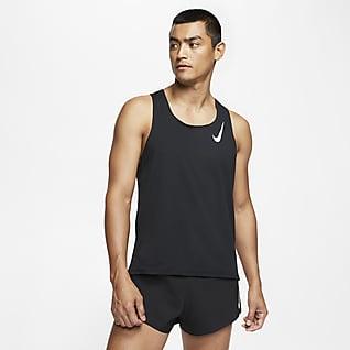 Nike AeroSwift Camiseta sin mangas de running para hombre