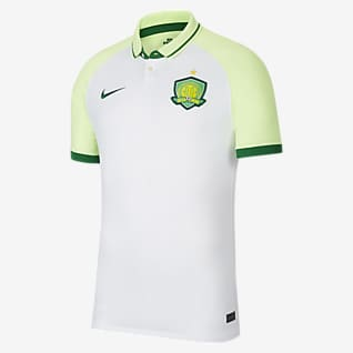 2020/2021 赛季北京国安客场球迷版 男子足球球衣