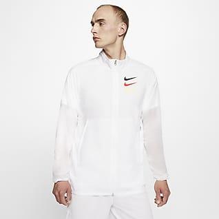 Nike Academy de Alemania Chamarra de fútbol para hombre