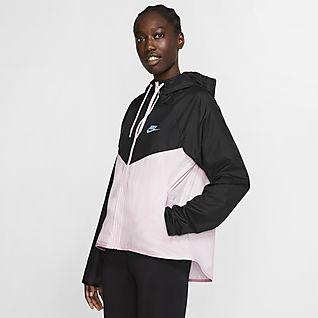 Dame Løping Jakker og vester. Nike NO