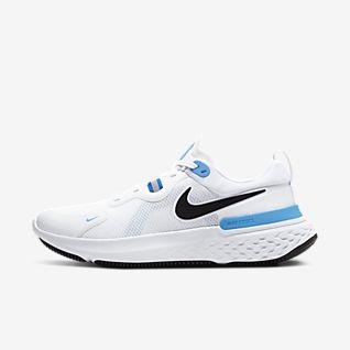 Men's White Running Shoes. Nike CA