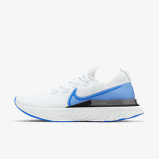 White Running Shoes. Nike GB