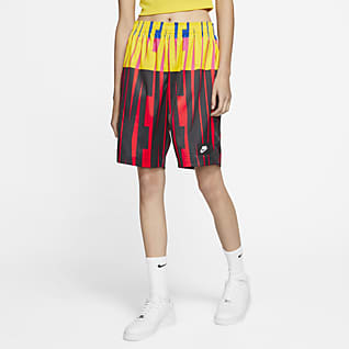 Nike Sportswear NSW Collection Pantalons curts estampats - Dona
