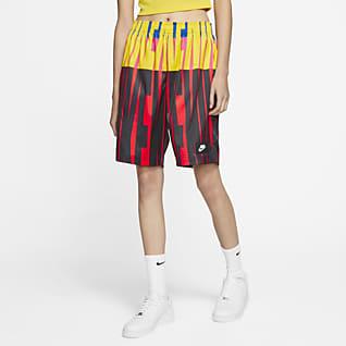 Nike Sportswear NSW Collection Shorts med print til kvinder