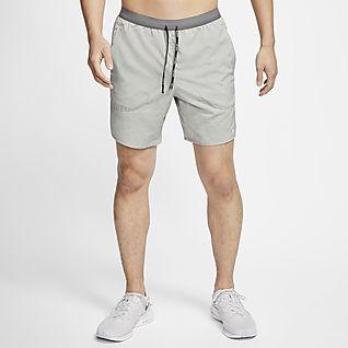 Nike Flex Stride กางเกงวิ่งขาสั้นมีซับในผู้ชาย