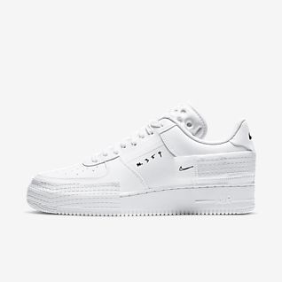 Nike Air Max Air Force 1 Shoe Sneakers, nike, blue, white