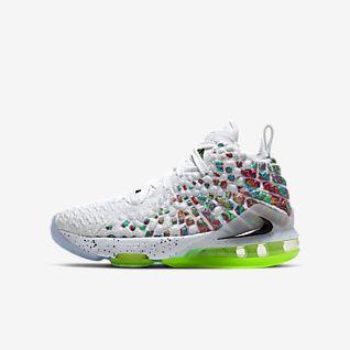 Girls LeBron James Shoes. Nike.com