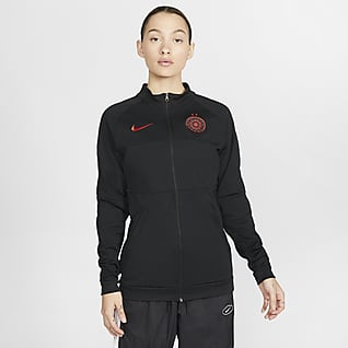 Portland Thorns FC Women's Soccer Track Jacket