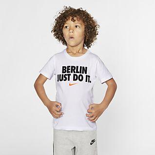 Nike Tee-shirt JDI pour Jeune enfant