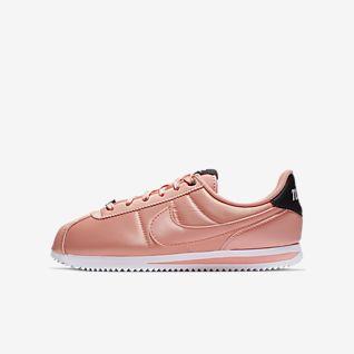 Nike Cortez Basic TXT VDAY Schuh für ältere Kinder