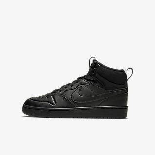 Nike Court Borough Mid 2 Boot Sko til store barn