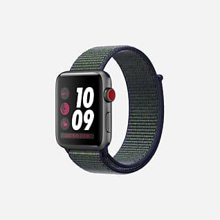 Apple Watch Nike+ serie 3 (GPS + celular) 42 mm Reloj de running
