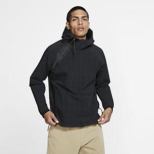 Nike Men/'s SPORTSWEAR TECH PACK FLEECE JOGGER Pants Burgundy 928575-659 c