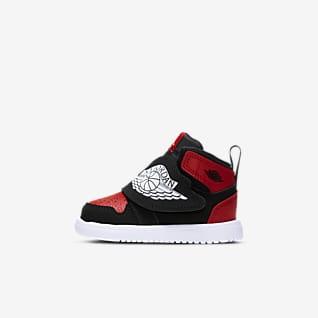 Sky Jordan 1 Baby/Toddler Shoes