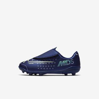Nike Jr. Mercurial Vapor 13 Club MDS MG Botas de fútbol para múltiples superficies - Niño/a pequeño/a