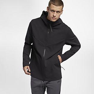 Nike Sportswear Tech Pack Sweat à capuche en maille entièrement zippé pour Homme
