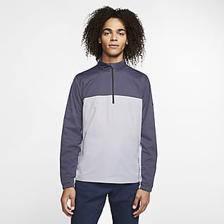 Nike Shield Victory Men's 1/2-Zip Golf Jacket