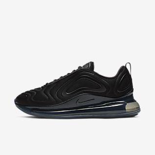 Negro Calzado. Nike MX