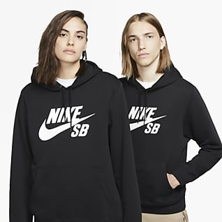 Nike SB Icon Sudadera con capucha sin cierre de skateboarding