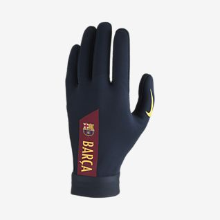 F.C. Barcelona Academy Football Gloves