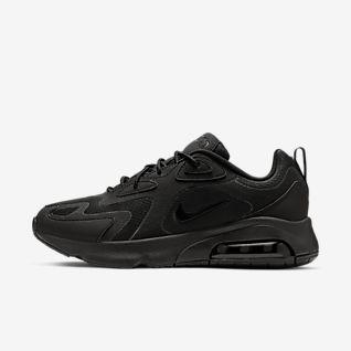 nike black shoes mens sale