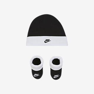 Nike Conjunto de gorro y botines para bebé