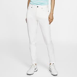 Nike Pantalones para golf de ajuste entallado para mujer