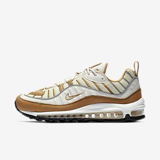 Nike Air Max 98 Beige Women's Shoe