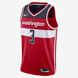 Bradley Beal Wizards Icon Edition Nike NBA Swingman Jersey