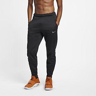 Nike Therma Trainingsbroek met taps toelopend design voor heren