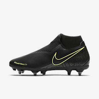 Nike PhantomVSN Academy Dynamic Fit SG-Pro Anti-Clog Traction Fotballsko til vått gress