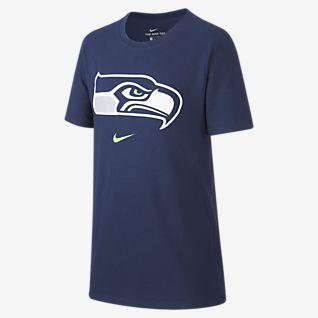 Nike Dri-FIT (NFL Seahawks) Tee-shirt pour Enfant plus âgé