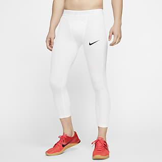 Nike Pro Mallas tres cuartos para hombre