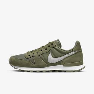 Nike Internationalist Glitter Women's Shoe