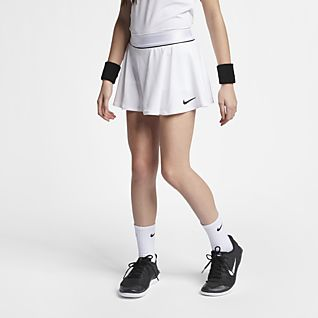 NikeCourt Big Kids' (Girls') Tennis Skirt