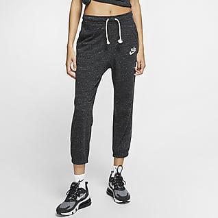 Nike Sportswear Gym Vintage Pantalones capri para mujer