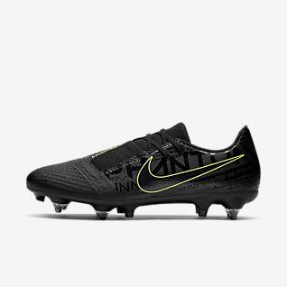 Nike PhantomVNM Academy SG-Pro Anti-Clog Traction Chaussure de football à crampons pour terrain gras