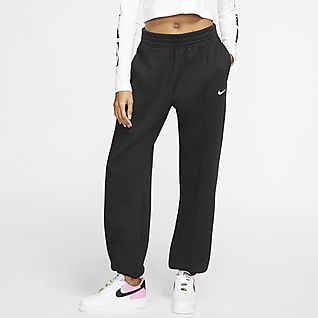 Nike Sportswear Essential Fleecebroek voor dames