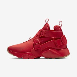 nike shoes red womens