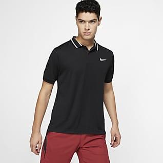 NikeCourt Dri-FIT Мужская теннисная рубашка-поло