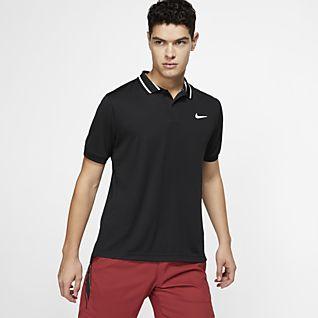 NikeCourt Dri-FIT Erkek Tenis Polo Üst